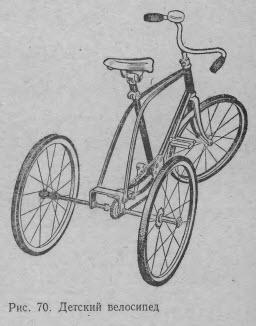 Сделать своими руками трехколесный велосипед своими руками